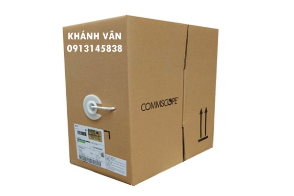 Thư xác nhận thương hiệu TE – AMP CommScope