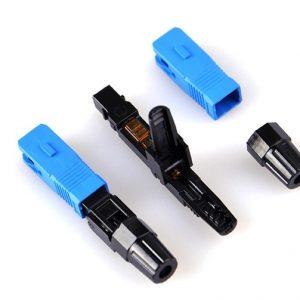 Đầu nối quang nhanh – Fast Connector SC/APC