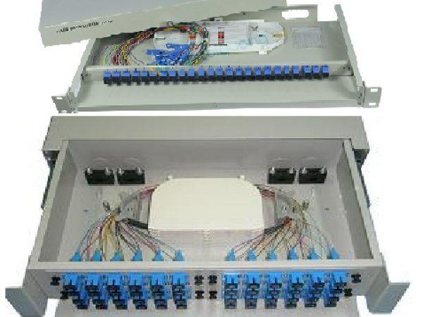 ODF 24FO-Hộp phối quang/  Giá phối quang