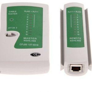 Máy Test cáp mạng, điện thoại – RJ45/ RJ11